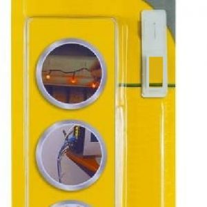 Stanley STHT0-70990 Plastic Cable Clips for Staple Gun 50 pcs