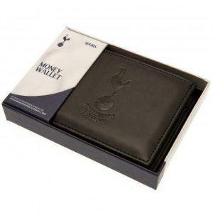 Tottenham Hotspur Spurs FC Official Debossed Leather Wallet