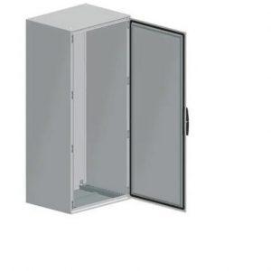 Schneider Electric Spacial SM Steel, Single Door Floor Standing Enclosure, 1800 x 800 x 400mm, IP55