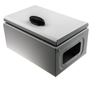 Schneider Electric Spacial S3D, Steel, Wall Box, IK10, IP66, 150mm x 300 mm x 200 mm