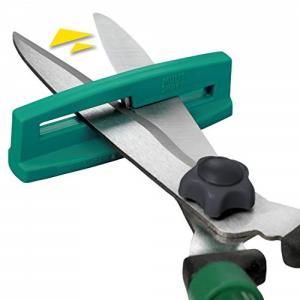 Multi-Sharp Garden Shear and Scissor Sharpener