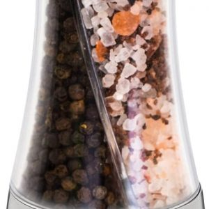 Sterline Manual Dual Salt & Pepper Stainless Steel Grinder