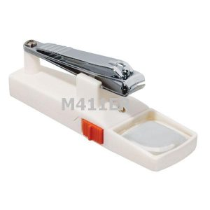 Large Nail Clipper With Magnifier and Light