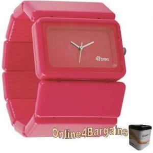 Breo Time Rio Retro Pink Fashion Watch