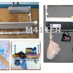 Over Door Folding Shelf Storage organiser