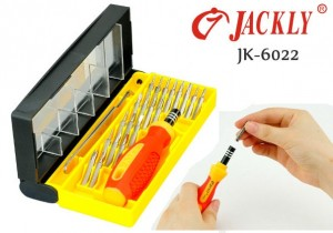 22Pcs in One Interchangeable Precision Screwdriver kit