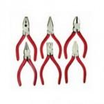 6 Miniature pliers set