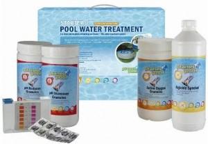 Planet Pool Pool Water Treatment Starter Set