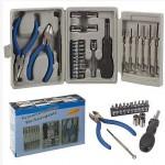 26pc Precision Mechanic Tool Set