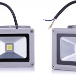 10W Outdoor Garden LED Floodlight