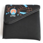 LYNX CD Storage Organiser wallet