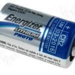 Energizer 3V (CR2) Lithium Battery /2016