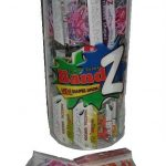 36x Packs of 12 Multi-colour Fun rubber Crazy bandz