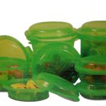 16-Piece Locking Food Storage Container Sets