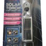 DAZZLE 5000 Super Bright LED Solar Torch