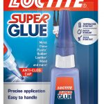 Loctite Super Glue Precission Application with Anti-Clog Cap 20g