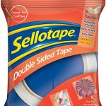 Sellotape Double Sided Tape 25mmx33m