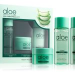 Holika Holika Aloe Soothing Essence Skin Care Special Kit Set