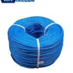 Multi-Purpose 6mm Polypropylene Rope coil 100mtr