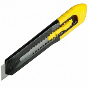Stanley Snap Off Blade Knife - 18mm